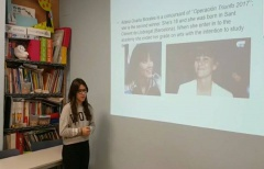 ORlAL PRESENTATION PROJECT / ANDREA