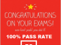 CAMBRIDGE EXAMS 100% PASS RATE